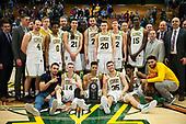 Binghamton vs. Vermont Men's Basketball 02/21/18