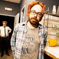 Jim Van Blaricum as Matt McCarthy - Schtick or Treat 2012 - November 4, 2012 - Littlefield
