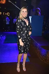 Larissa Eddie at the Warner Music & Ciroc Brit Awards party, Freemasons Hall, 60 Great Queen Street, London England. 22 February 2017.