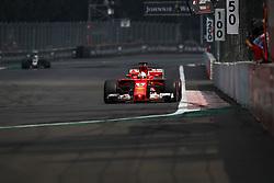 October 29, 2017 - Mexico-City, Mexico - Motorsports: FIA Formula One World Championship 2017, Grand Prix of Mexico, .#5 Sebastian Vettel (GER, Scuderia Ferrari) (Credit Image: © Hoch Zwei via ZUMA Wire)