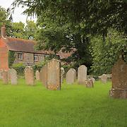 Old Graveyard - Avebury, UK