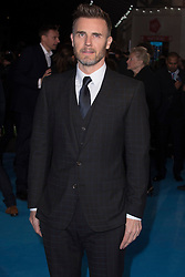 """Gary Barlow attends the European premiere for """"Eddie the Eagle at Odeon Leicester Square in London, 17.03.2016. EXPA Pictures © 2016, PhotoCredit: EXPA/ Photoshot/ Euan Cherry<br /> <br /> *****ATTENTION - for AUT, SLO, CRO, SRB, BIH, MAZ, SUI only*****"""