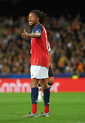 November 5, 2019, Valencia, Valencia, Spain: Loic Remy of Losc Lille during the during the UEFA Champions League group H match between Valencia CF and Losc Lille at Estadio de Mestalla on November 5, 2019 in Valencia, Spain (Credit Image: © AFP7 via ZUMA Wire)