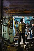Mechanic shop, Jodhpur, India
