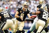 Dallas Cowboys vs New Orleans Saints