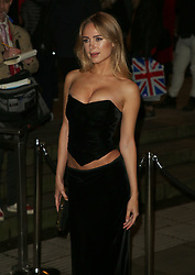 February 18, 2019 - London, United Kingdom - Kimberley Garner attends the Fabulous Fund Fair as part of London Fashion Week event. (Credit Image: © Brett Cove/SOPA Images via ZUMA Wire)