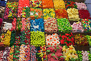 Sweets at La Boqueria Market, Barcelona