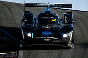 October 30-Nov 1, 2020. IMSA Weathertech Raceway Laguna Seca: #10 Konica Minolta Cadillac DPi-V.R. Cadillac DPi, DPi: Renger van der Zande, Ryan Briscoe