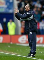 Photo: Steve Bond/Richard Lane Photography. <br />Leicester City v Scunthorpe United. Coca Cola Championship. 29/03/2008. Nigel Adkins on the touchline