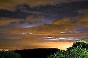 night sky France