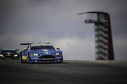 September 15, 2017 - Austin, TEXAS, ETATS UNIS - 97 ASTON MARTIN RACING (GBR) ASTON MARTIN VANTAGE  LMGTE PRO  DARREN TURNER (GBR) JONATHAN ADAM (GBR) DANIEL SERRA  (Credit Image: © Panoramic via ZUMA Press)
