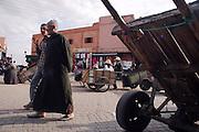 Morocco, Marrakech, market