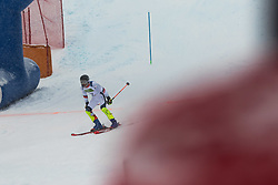 Civade Thomas of Austria during Slalom race at 2019 World Para Alpine Skiing Championship, on January 23, 2019 in Kranjska Gora, Slovenia. Photo by Matic Ritonja / Sportida