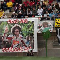 2011 MotoGP World Championship, Round 18, Valencia, Spain, 6 November 2011, Marco Simoncelli Tribute