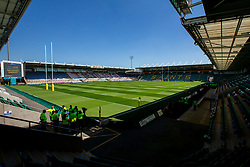 A general view of Franklins Gardens, home to Northampton Saints - Mandatory by-line: Robbie Stephenson/JMP - 05/05/2018 - RUGBY - Franklin's Gardens - Northampton, England - Northampton Saints v Worcester Warriors - Aviva Premiership