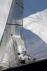 08_013846  © Sander van der Borch. Porto Portals, Mallorca,  July 25th 2008. AUDI MEDCUP in Porto Portals  (21/26 July 2008). Coastal race.