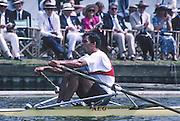 Henley, England,  GER M1X, Andre WILLMS 1994  Henley Royal Regatta, Henley Reach, River Thames Oxfordshire <br /> <br /> <br /> [Mandatory Credit; Peter Spurrier/Intersport-images]