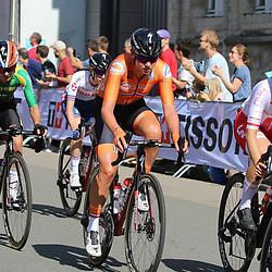 LEUVEN (BEL): CYCLING: September 25th<br /> Chantal van den Broek