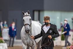 Meech Daniel, NZL, Cinca 3, 376<br /> Olympic Games Tokyo 2021<br /> © Hippo Foto - Dirk Caremans<br /> 31/07/2021
