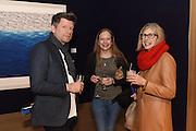 TOM OLDHAM; EMMA BLAU; BRETT ROGERS, THAW, An exhibition of photographs of the arctic polar ice cap by Timo Lieber. Bonhams. New Bond St. London. 21 February 2017