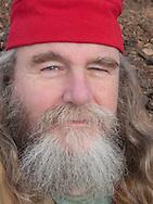 Ed Book red hat self portrait