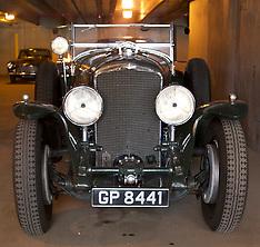 083 1931 Bentley 8 Litre