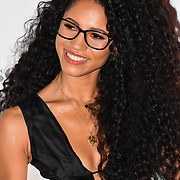 Vick Hope attend Spectacle Wearer of the Year 2018 at 8 Northumberland avenue, on 23 October 2018, London, UK.