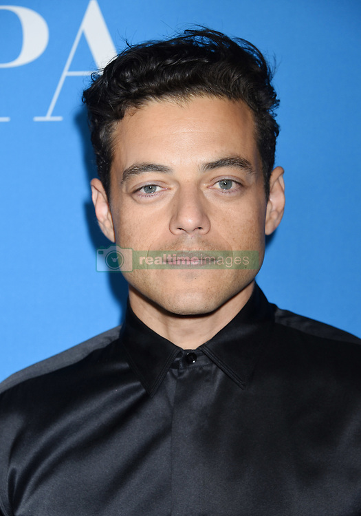 Hollywood Foreign Press Association's Annual Grants Banquet held at the Beverly Hilton Hotel on August 9, 2018 in Beverly Hills, CA. © Janet Gough / AFF-USA.com. 09 Aug 2018 Pictured: Rami Malek. Photo credit: Janet Gough / AFF-USA.com / MEGA TheMegaAgency.com +1 888 505 6342