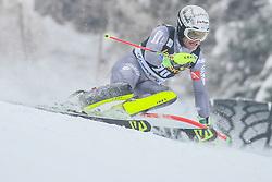Julien Lizeroux (FRA) during 1st run of Men's Slalom race of FIS Alpine Ski World Cup 57th Vitranc Cup 2018, on March 4, 2018 in Kranjska Gora, Slovenia. Photo by Ziga Zupan / Sportida