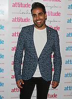 Dr Ranj Singh, Attitude Magazine's Hot 100 Summer Party, The Rumpus Room at the Mondrian Hotel, London UK, 20 July 2015, Photo by Brett D. Cove
