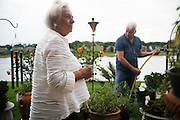 """HUNTSVILLE, AL – AUGUST 18, 2016: Wilma Jensen, 84, was forced to move in with her son, Dave, after being duped into a fraudulent dating relationship over Match.com. """"I just felt he was the one,"""" Jensen said. """"We had a good relationship. Even though I had never seen him, I felt it, so it's heartbreaking because I really fell in love."""" In addition to buying gifts for her online companion, Jensen agreed to help her boyfriend """"Chris"""" with a medical emergency. In all, she transferred over $200,000 to a foreign bank account. """"I was just trying to help out,"""" Jensen said, """"because that's what I do. I help out."""" The Department of Homeland Security recently cited a growing trend in elder fraud, whereby sophisticated overseas crime rings are using online dating sites to target and exploit the elderly. CREDIT: Bob Miller for The Wall Street Journal<br /> DATESITES"""
