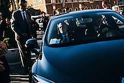 Il Prefetto Francesco Paolo Tronca, commissario di Roma, 2 Novembre 2015. Christian Mantuano / OneShot