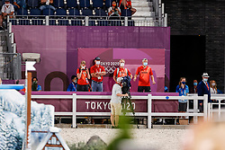 Thieme Andre, GER, DSP Chakaria, 346, Team Germany<br /> Olympic Games Tokyo 2021<br /> © Hippo Foto - Stefan Lafrentz<br /> 06/08/2021