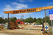 Entrance to Aliso Viejo Ranch
