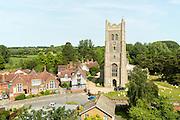 The Parish Church of Saint Peter and Saint Paul, Eye, Suffolk, England, UK