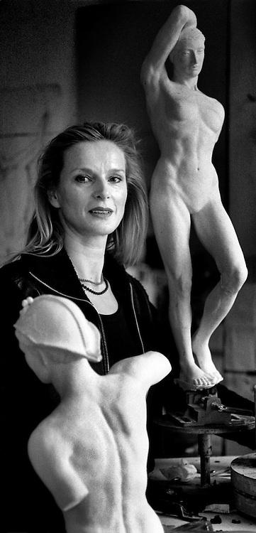 BEELDEND KUNSTENARES MARGOT HOMAN UIT TILBURG<br /> SLAPPEWAS MARGOT HOMAN