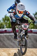 2021 UCI BMXSX World Cup<br /> Round 2 at Verona (Italy)<br /> ^me#282 JOUVE, Thomas (FRA, ME) DN1 Lempdes BMX Auvergne, Spad, Nologo