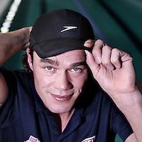 Nederland, Eindhoven , 7 januari 2010..Jacco Verhaeren (Rijsbergen 4 april 1969) is een Nederlandse zwemcoach. Hij begeleidde onder meer Inge de Bruijn en Pieter van den Hoogenband naar Olympisch goud..Verhaeren is opgeleid aan het CIOS. Hij is coach van de zwemverenigingen MZ&PC Maastricht en PSV Eindhoven. Vanaf 1992 traint Pieter van den Hoogenband bij hem in Eindhoven waar na de Olympische Zomerspelen van 2000 de eerste commerciële Nederlandse zwemploeg wordt geformeerd..In 2005 wordt Verhaeren technisch directeur van het Nationaal Zweminstituut Eindhoven en in 2006 technisch directeur van de Nederlandse zwembond.Foto:Jean-Pierre Jans