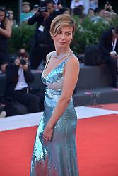 75th Venice Film Festival - Vox Lux Red Carpet Arrivals - Natalie Portman. 04 Sep 2018 Pictured: Violante Placido. Photo credit: KILPIN / MEGA TheMegaAgency.com +1 888 505 6342