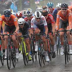 27-08-2020: Wielrennen: EK wielrennen: Plouay<br /> David Dekker, Daan Hoole