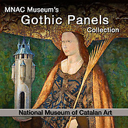 MuseoPics - Photos of  MNAC Museum Gothic Altar Panels, Pictures & Images