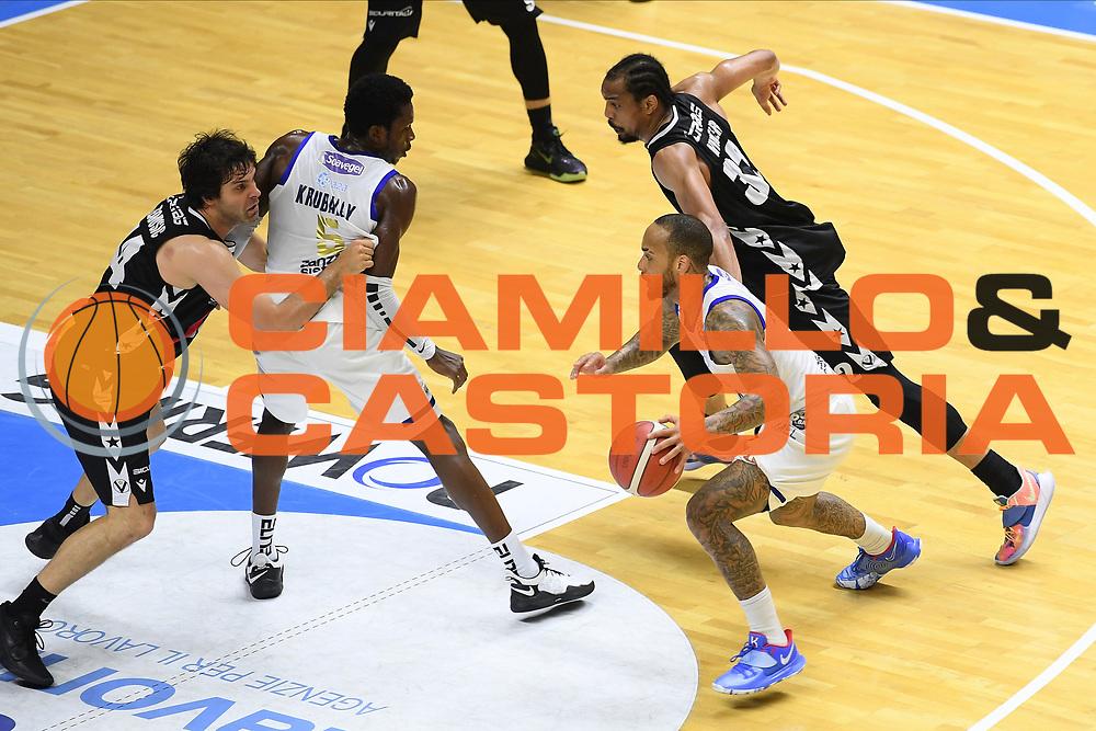 Harrison D'Angelo<br /> Happy Casa Brindisi - Segafredo Virtus Bologna<br /> Semifinali - Gara 2<br /> Legabasket Serie A UnipolSAI 2020/2021<br /> Brindisi, 25/05/2021<br /> Foto GiulioCiamillo/ Ciamillo-Castoria