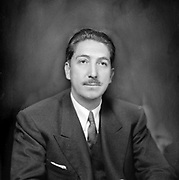 Miguel Alemán Valdés (September 29, 1902 – May 14, 1983) served as the President of Mexico from 1946 to 1952.