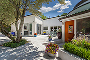 Real Estate Photography Backyard Exterior