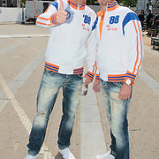 NLD/Amsterdam/20110430 - Koninginnedagconcert Radio 538, Gebroeders Ko