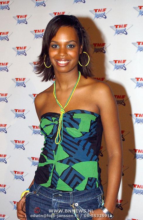 TMF awards 2004, Jasmine Sendar