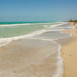 Manasota Beach shoreline florida