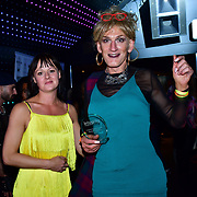 """Awards winner of The Third Annual Integrity Awards by Dragon Lady Productions and The Peace Project 21st """"The Alternative Fashion Integrity Awards 2019 & Film Networking Soirée"""" on 21 September 2019, Fire Club Vauxhall, London, UK."""