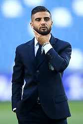September 5, 2017 - Reggio Emilia, Italy - Lorenzo Insigne of Italy during the FIFA World Cup 2018 qualification football match between Italy and Israel at Mapei Stadium in Reggio Emilia on September 5, 2017. (Credit Image: © Matteo Ciambelli/NurPhoto via ZUMA Press)