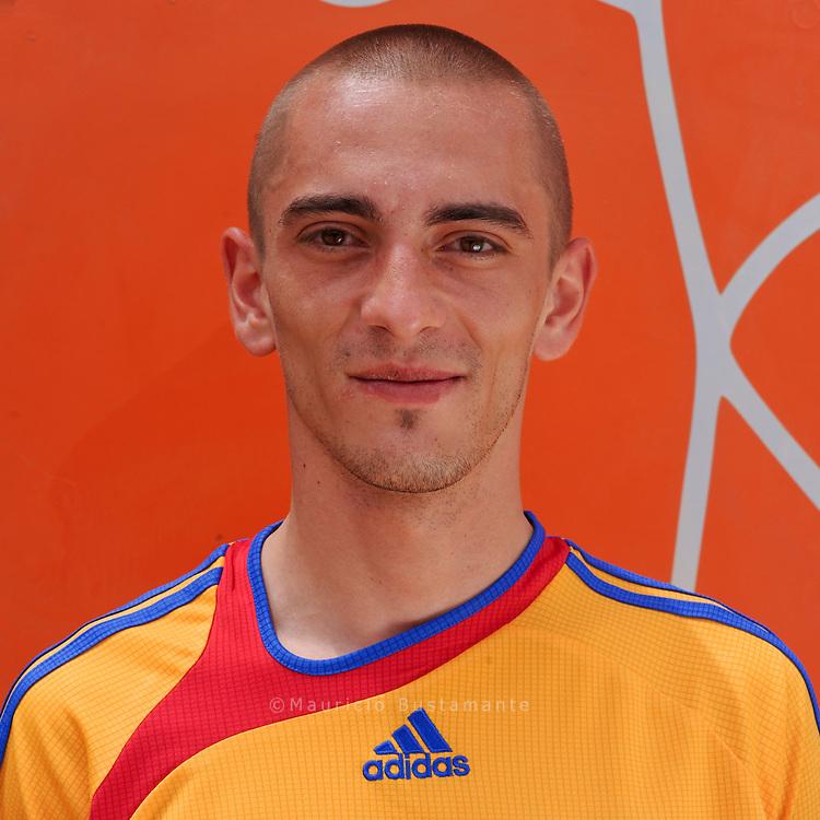 Radu Gabriel Muntean. Romania.